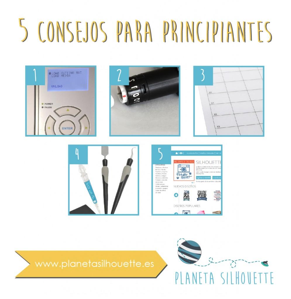 5 consejos para principiantes