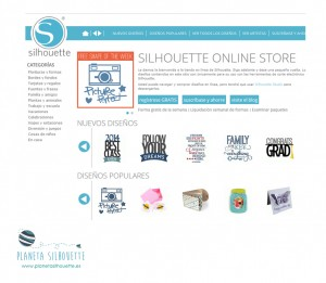 Silhouette Online Store
