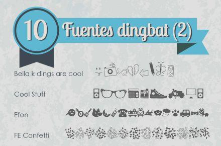 fuentes dingbat2