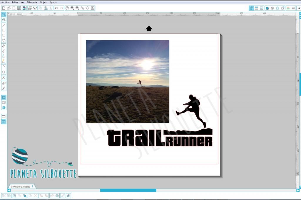 diseño camiseta running