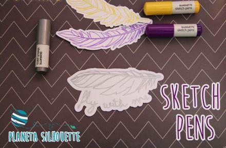Tutorial sketch pens