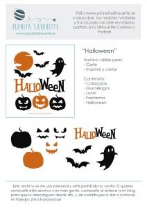 Instrucciones Halloween