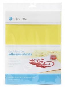 papel adhesivo Silhouette