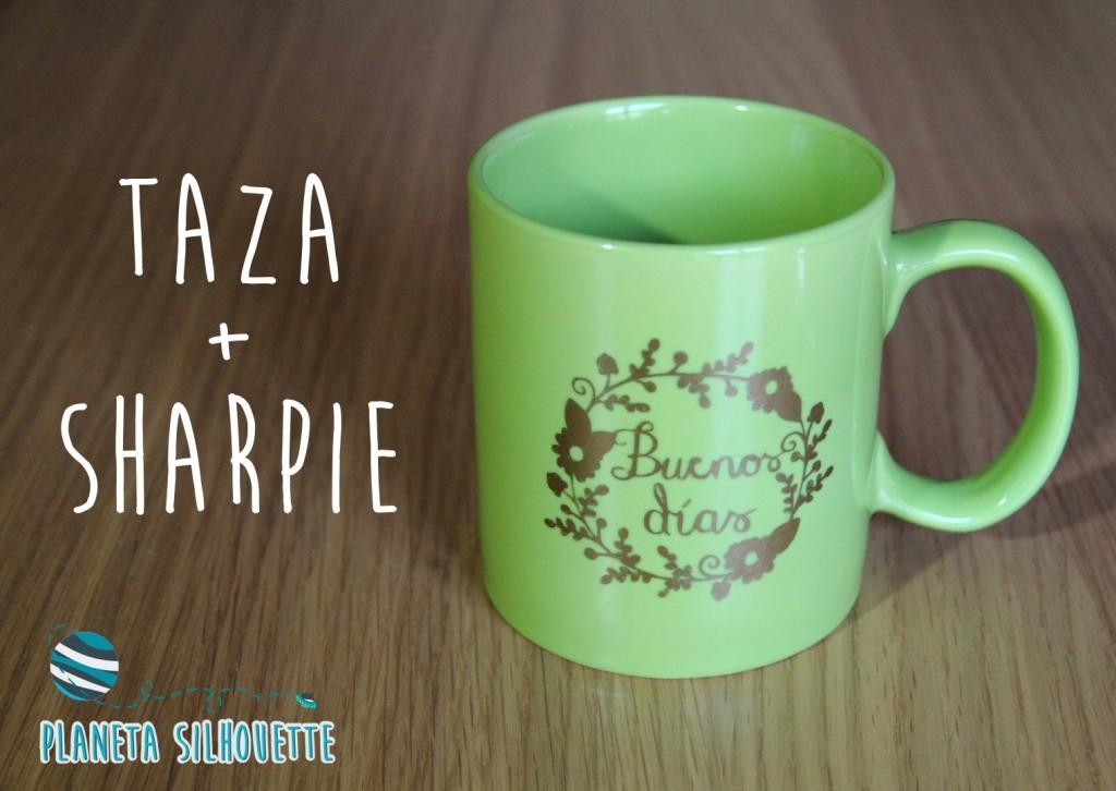 taza+sharpie