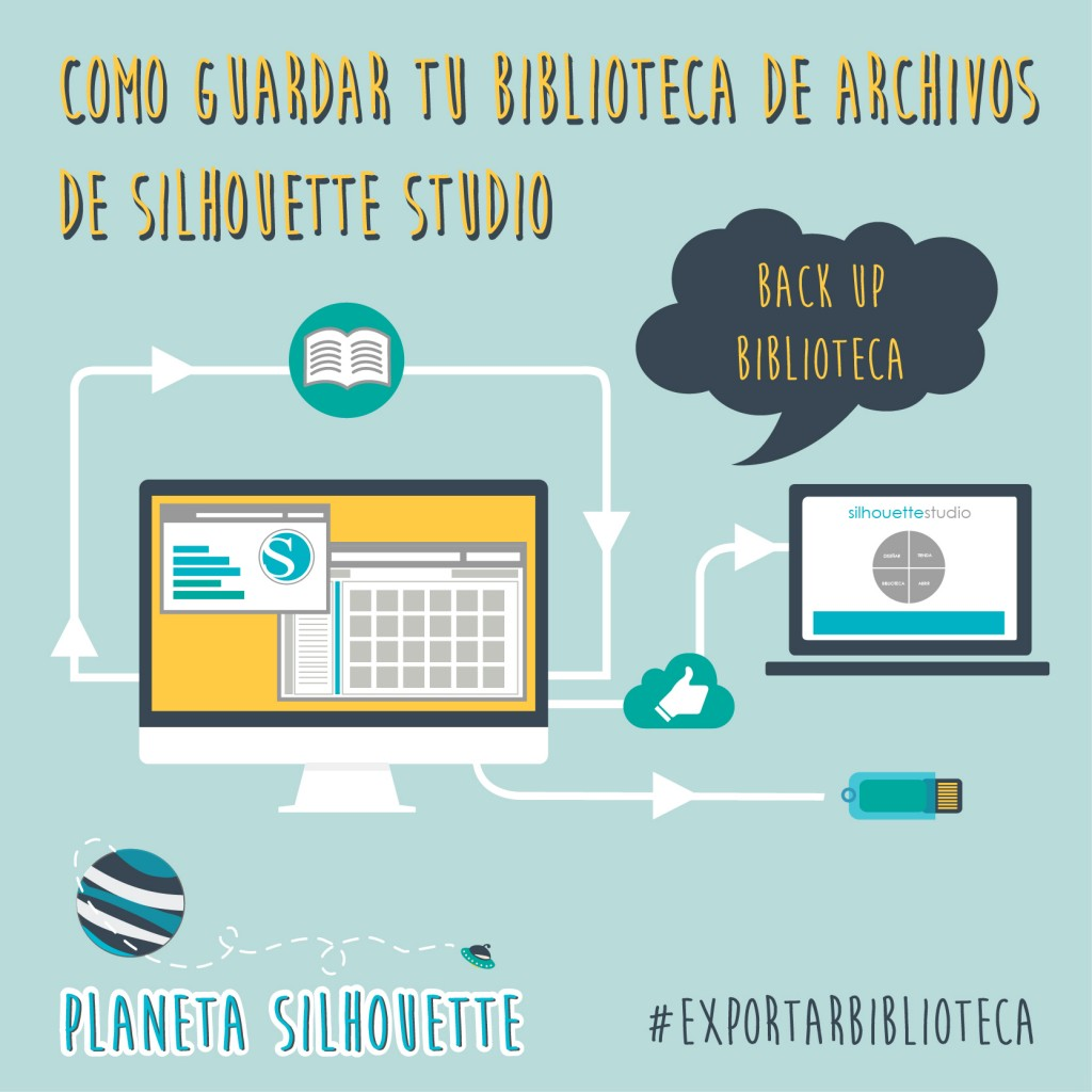 ComoExportarBiblioteca