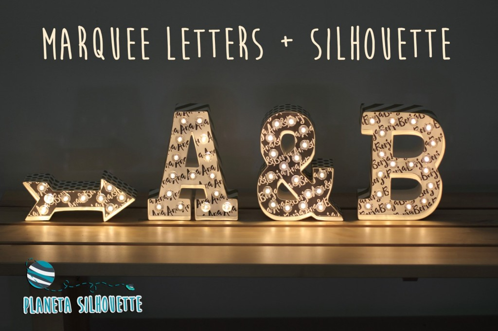 marquee+silhouette