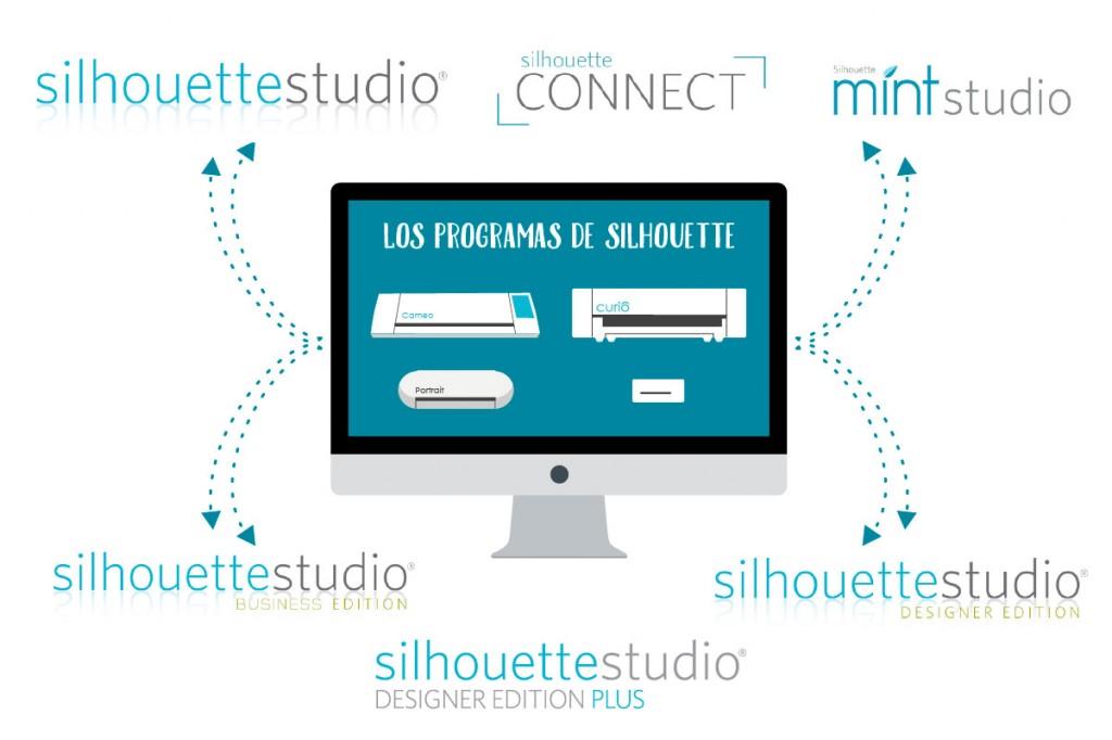 Los-programas-de-silhouette