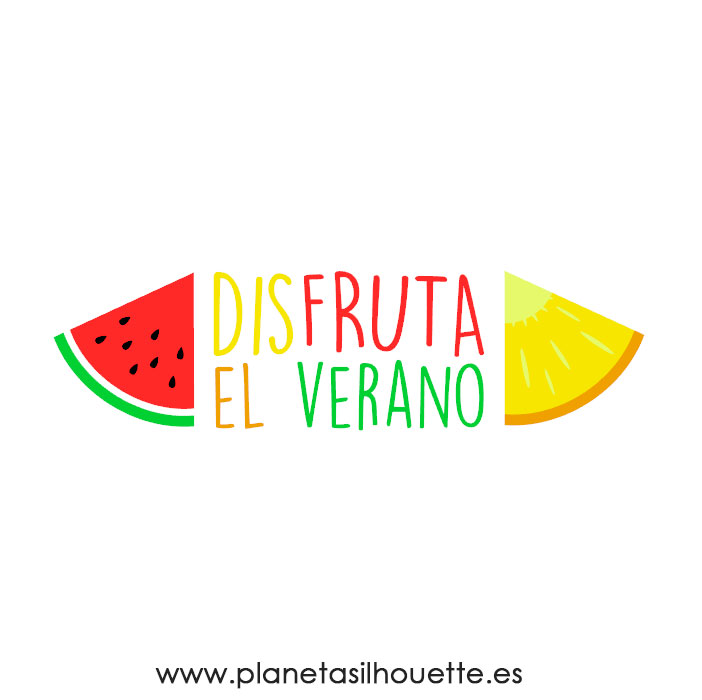 DisfrutaVerano-PlanetaSilhouette