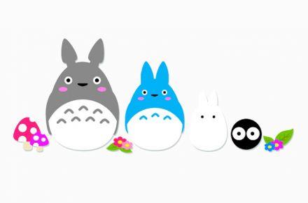 Totoro-PlanetaSilhouette