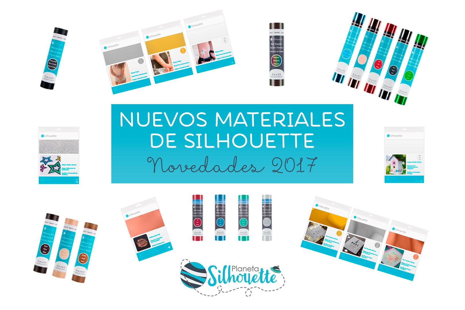 nuevosmaterialesSilhouette2017